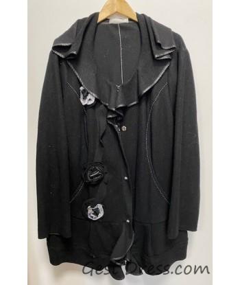 Manteau grande taille