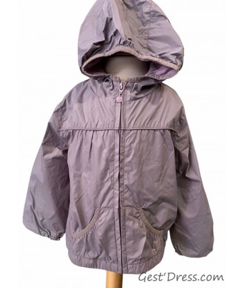 Kway fille